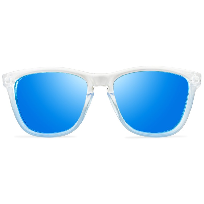 Fashion Polarized Sunglasses UV400 Lens Vooglers Bora Volcano Dark Frame in Polycarbonate with High Quality